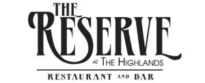 The Reserve Restaurant at The Highlands